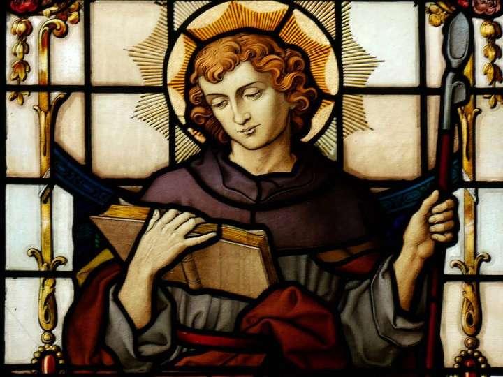 100 Jahre Kirchenfenster in St. Helena (4) – Hl. Wendelin