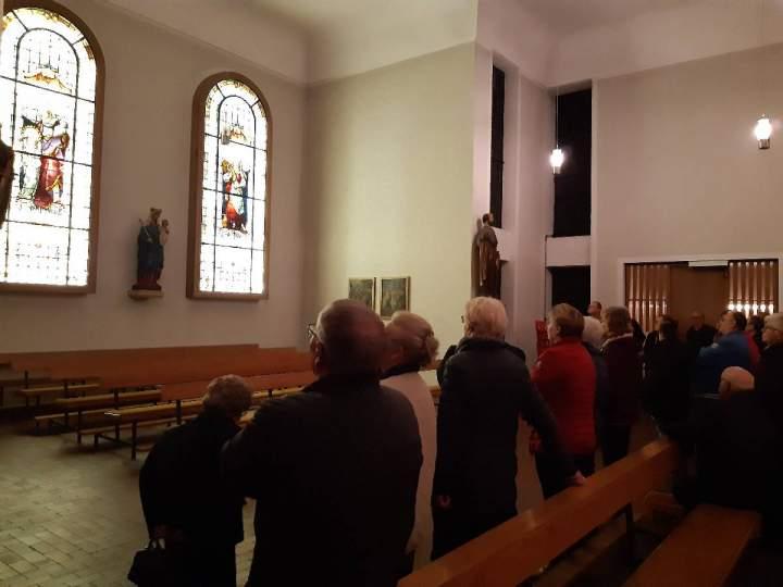 100 Jahre Kirchenfenster St. Helena