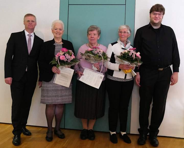 Cäcilienfest des Kirchenchores Liebfrauen