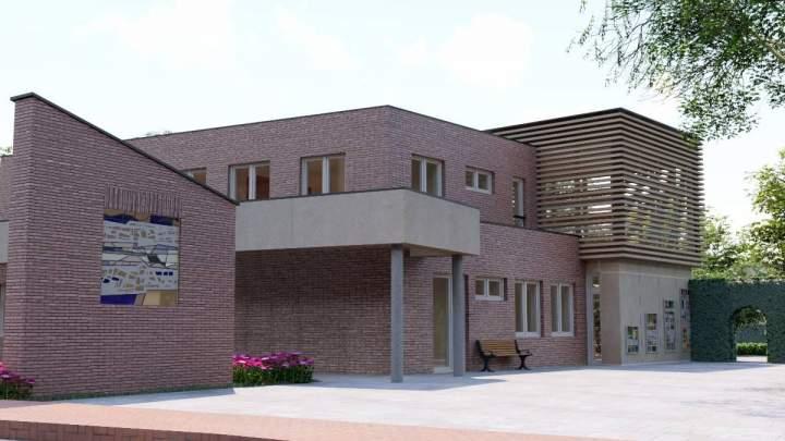 Pläne für das stationäre Hospiz vorgestellt