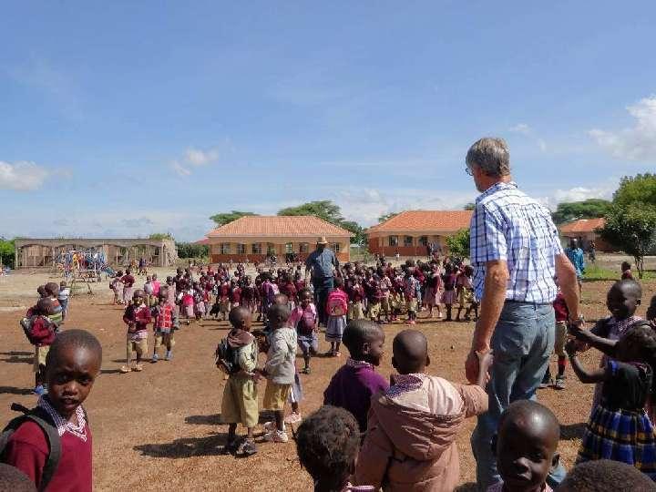 Bericht vom Besuch in der Patengemeinde Moroto/Uganda