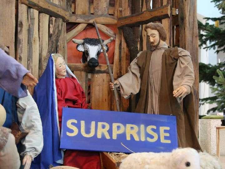 SURPRISE! ÜBERRASCHUNG! - Weihnachten 2019