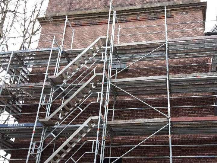 Sanierung des Liebfrauenkirchturms