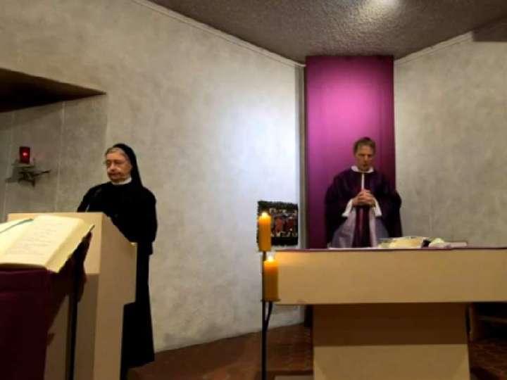 Hl. Messe am 3. Fastensonntag 2020 - nicht öffentlich
