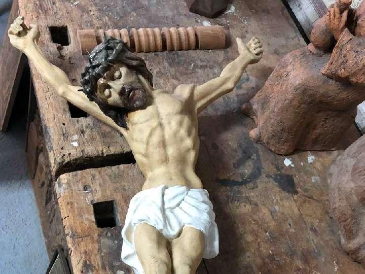 Impuls am Abend - Jesus von der Holzbank