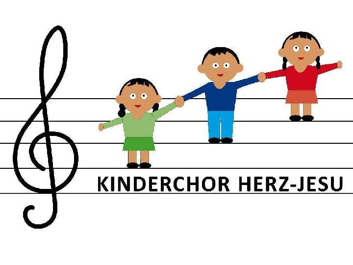 """""""Singen macht Spaß beim Kinderchor Herz-Jesu ..."""""""