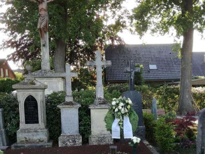 Pfarrer em. August Werning in Legden beigesetzt
