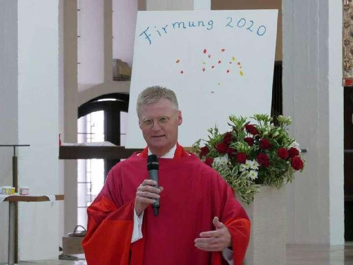 Firmfeiern in Liebfrauen und Heilig Kreuz