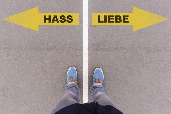 """Impuls am Abend - """"LoveHate"""" (Liebe-Hass)"""