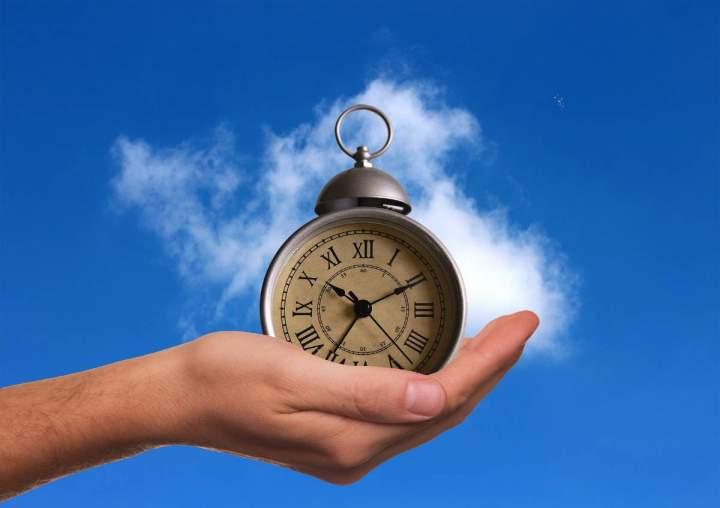 Impuls am Abend - Gott, ein Zeitwort