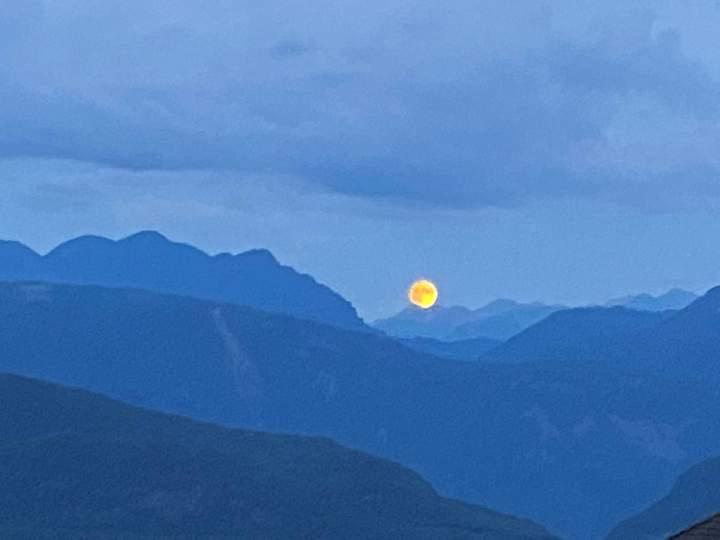Impuls am Abend - Mondaufgang