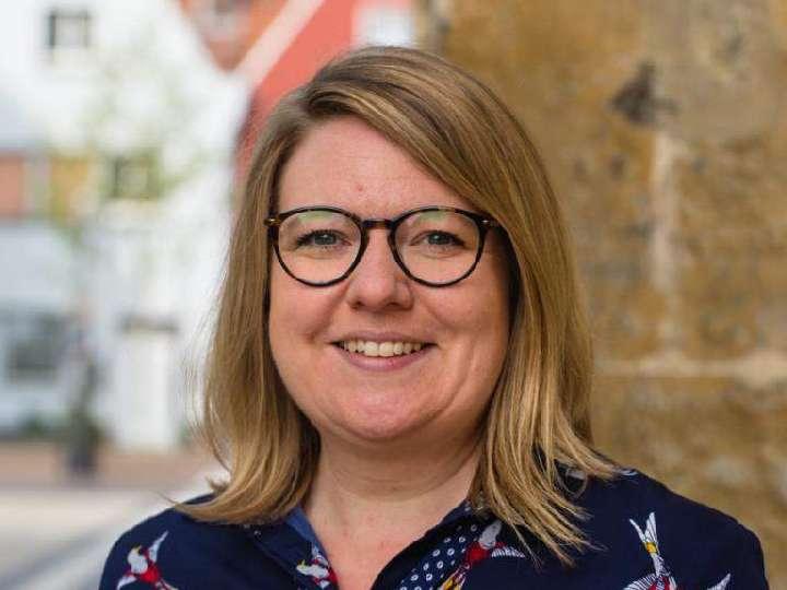 Herzlich Willkommen Pastoralreferentin Sonja Stratmann