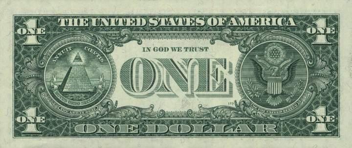 Impuls am Abend - In God we trust