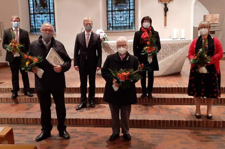 Sancta Cäcilia    Unser Fest in der St. Helena Kirche am 21. November 2020
