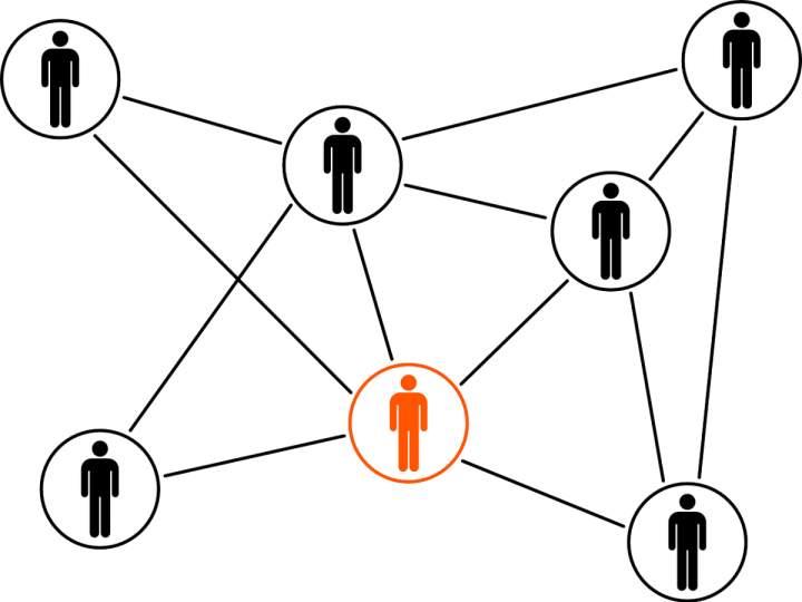Adventskalender - Der Heilige Geist als Netzwerker