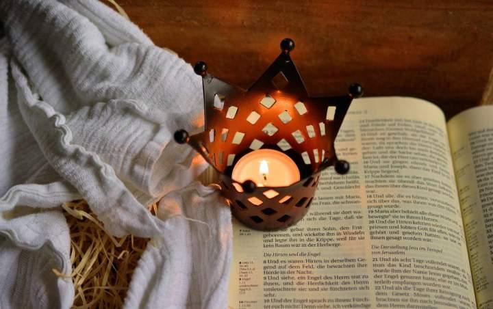 Adventskalender - Ein Licht erfüllter Gruß