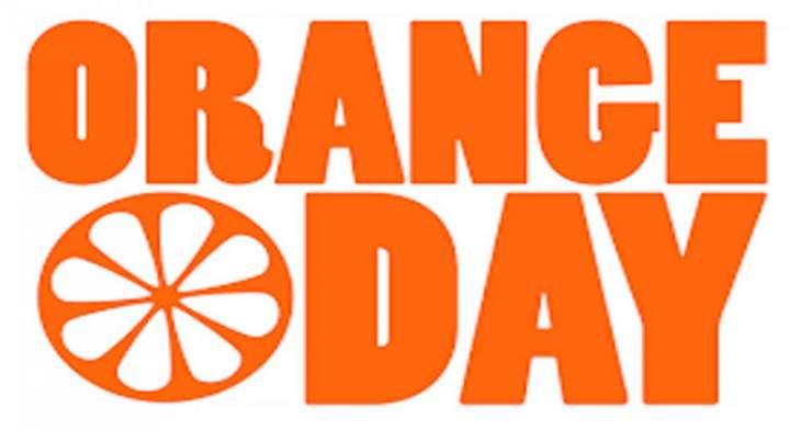 Impuls am Abend - Orange Day