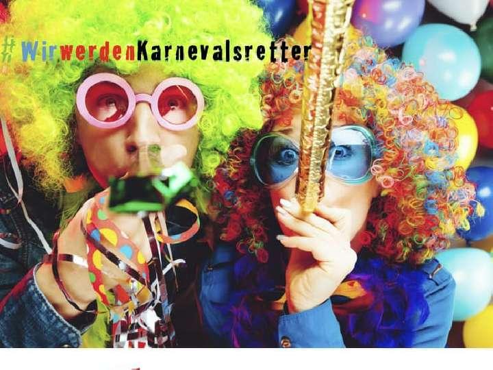 Karnevalsüberraschung für Seniorinnen und Senioren