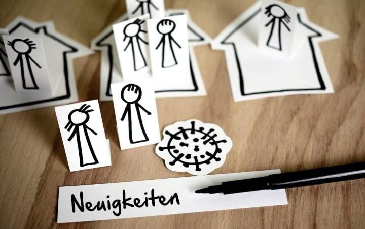 Singen erlaubt - Regelungen zum Gottesdienst  / Anmeldung www.liebfrauen.de/reservierung
