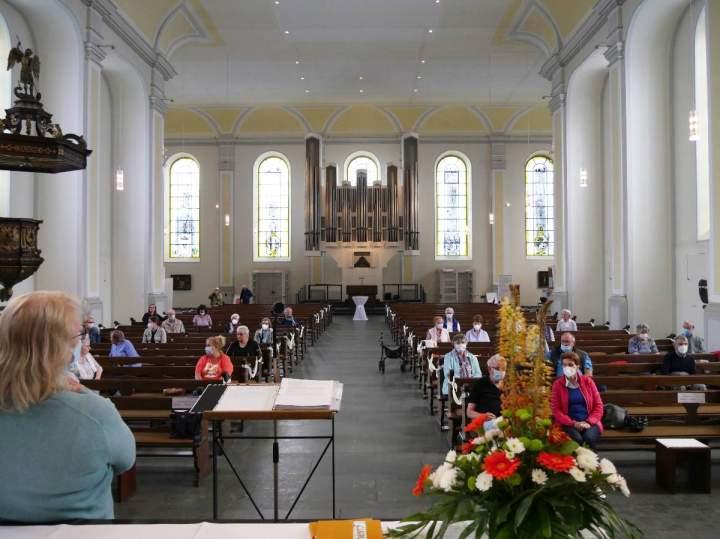 Jahreshauptversammelung Kirchenchor Liebfrauen