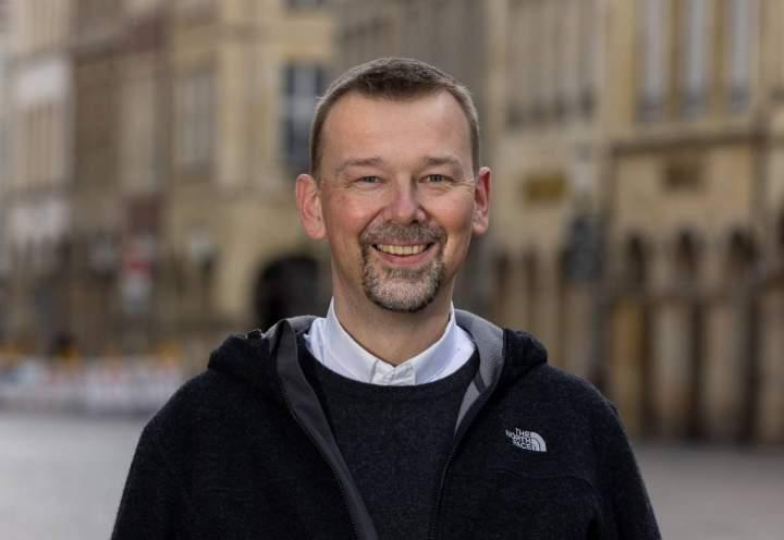 Herzlich willkommen Kaplan Christian Fechtenkötter