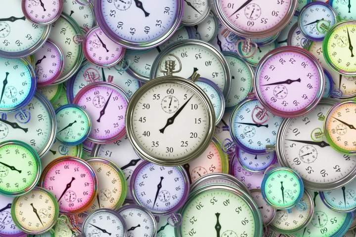 Impuls am Abend – Gegebene Zeit