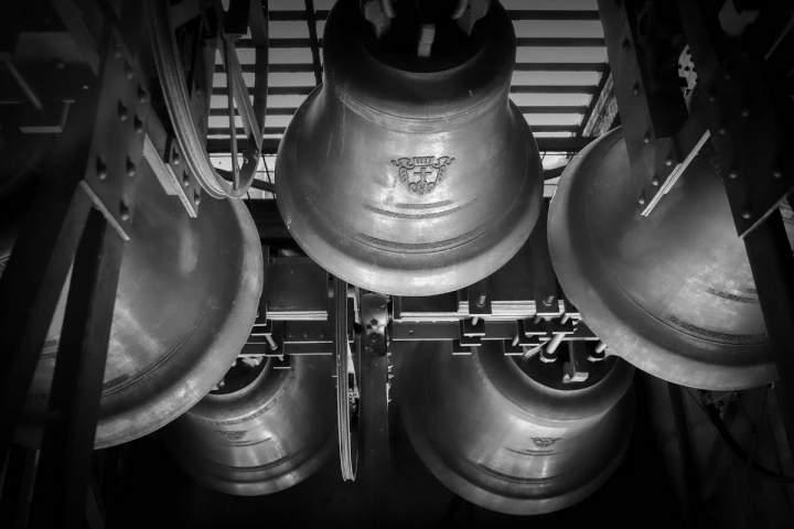 Glocken in der Liebfrauenkirche