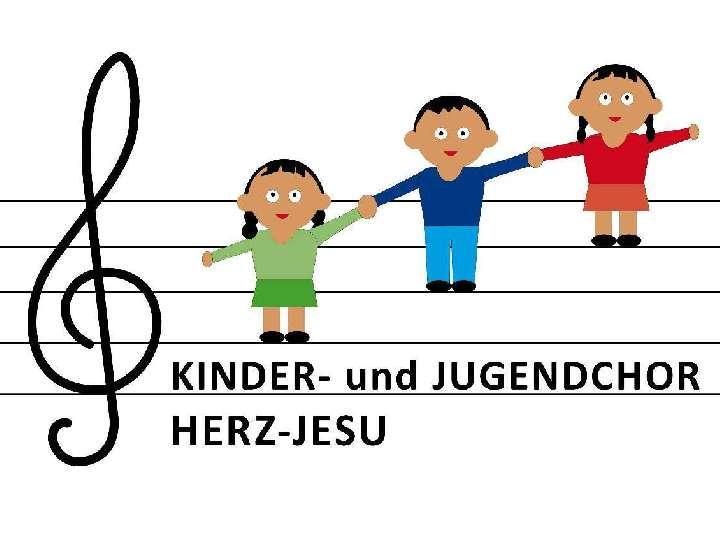 Kinder- und Jugendchor Herz-Jesu musiziert