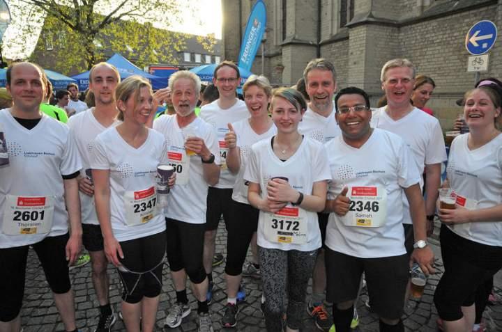 Bocholter Citylauf 2018 - Liebfrauen ... läuft!