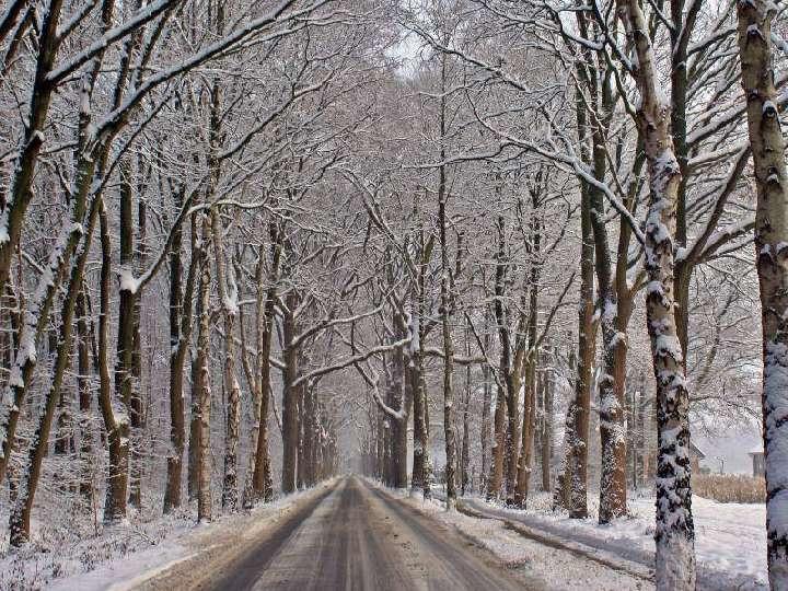 Winterwanderung der Lebensmitte