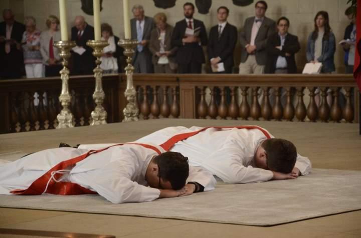 Priesterweihe  Niklas Belting