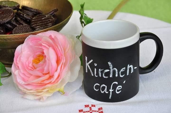 Kirchencafé in Heilig Kreuz