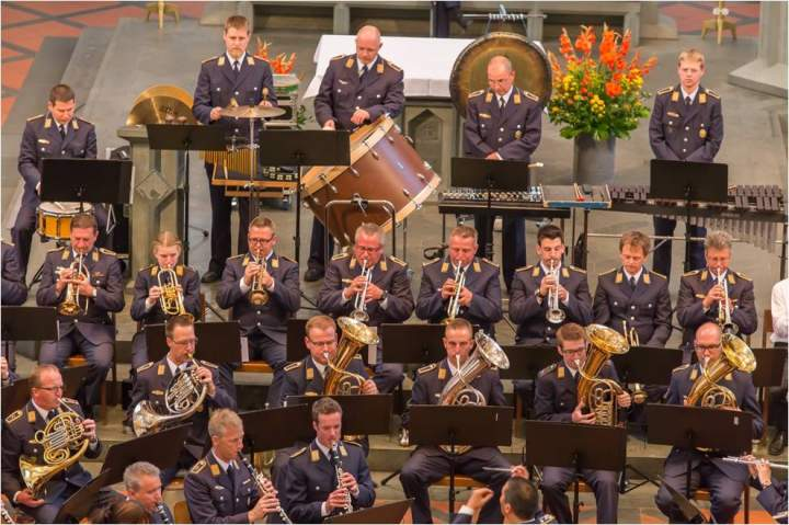 Benefizkonzert Luftwaffenmusikkorps