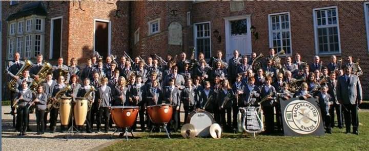 Adventskonzert des Rheder Blasorchesters