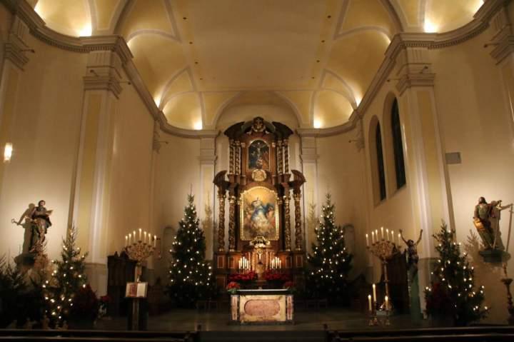 Feierlicher Weihnachtsgottesdienst mit Kirchenchor Liebfrauen