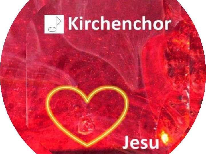Generalprobe mit dem Herz-Jesu-Chor und Bläserensemble