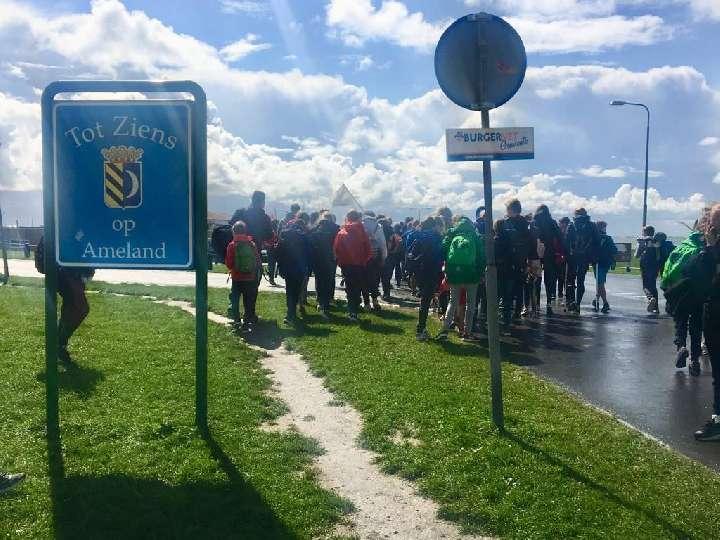Ferienlager Ameland für 9 - 13 jährige im Sommer 2019