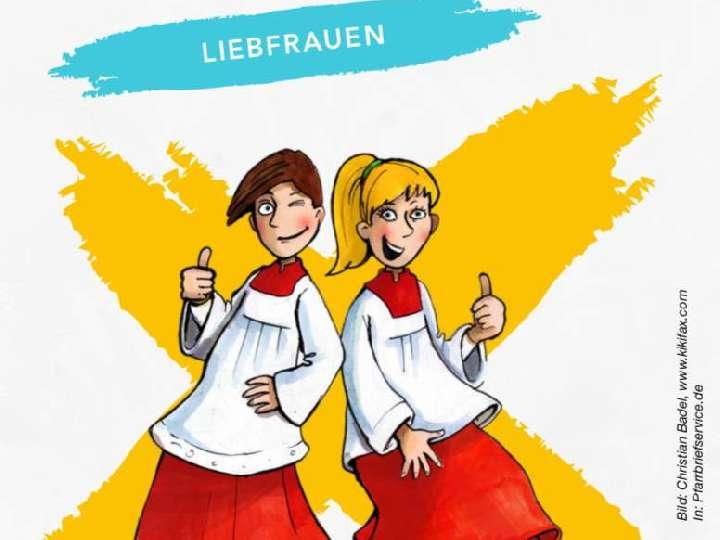 Mädchentag der Messdienerinnen