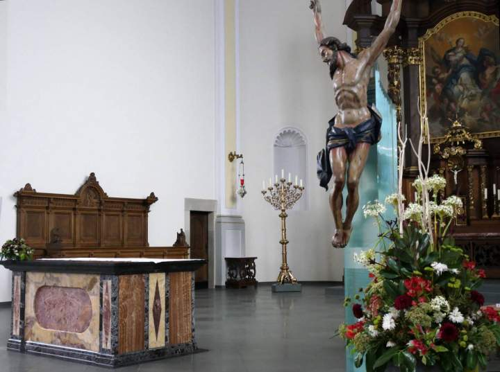 Heilige Messe am Ostermontag