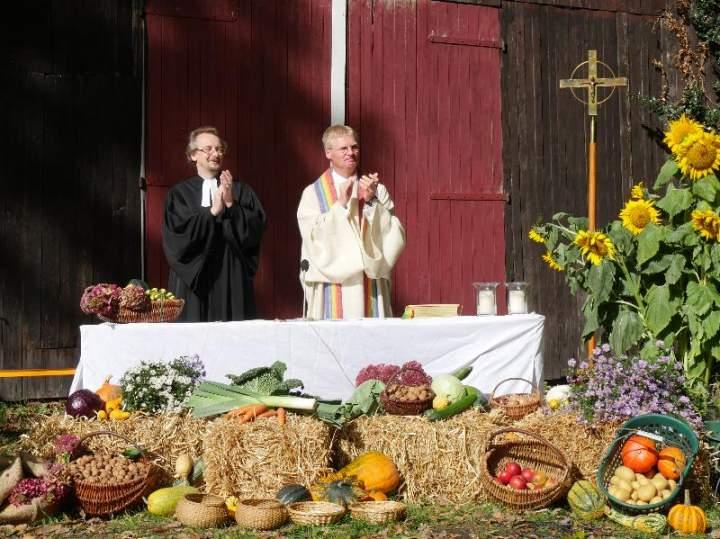 ökumenischer Erntedankgottesdienst