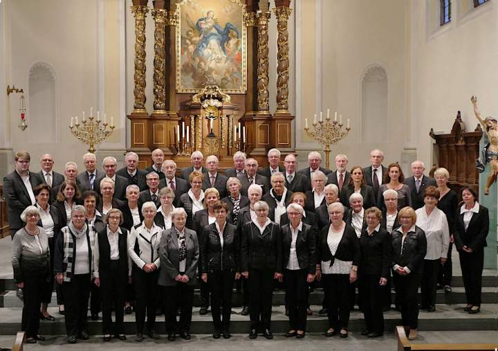 Kirchenchorprobe Liebfrauen