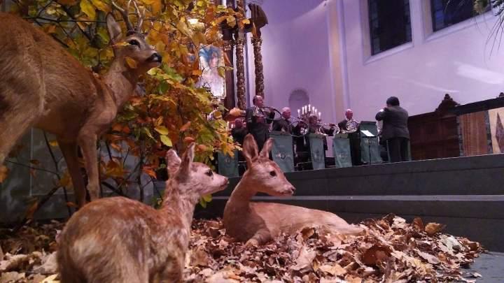 Hubertusmesse in der Liebfrauenkirche