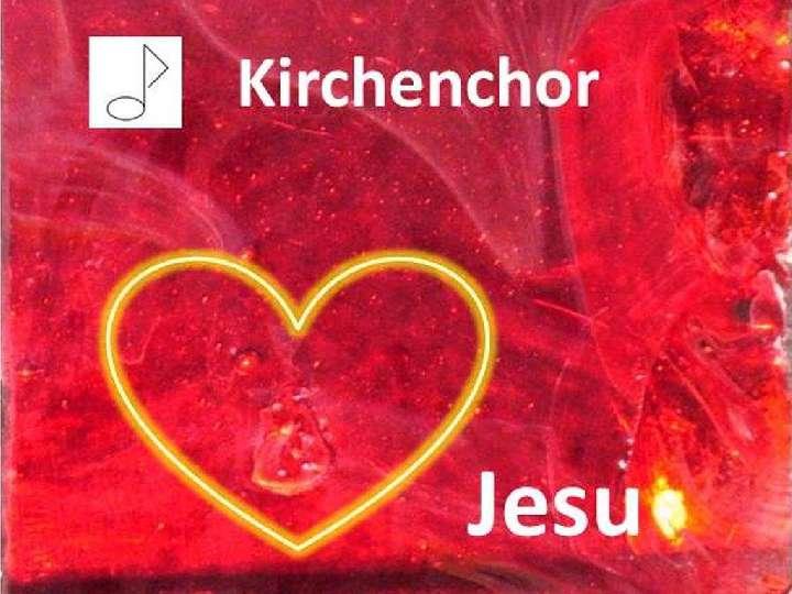 Chor- und Ensemble-Probe Kirchenchorprobe Herz-Jesu in der Kirche St. Paul