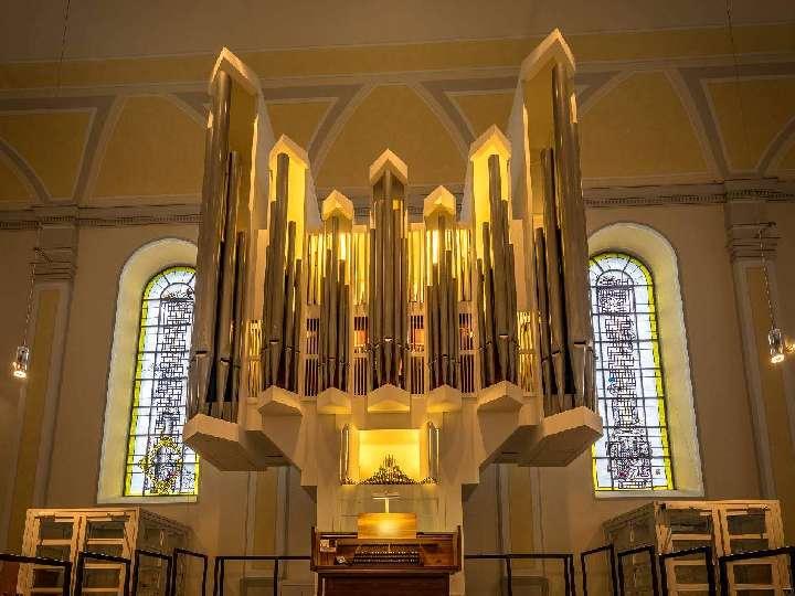 Orgelsoirée - ENTFÄLLT -