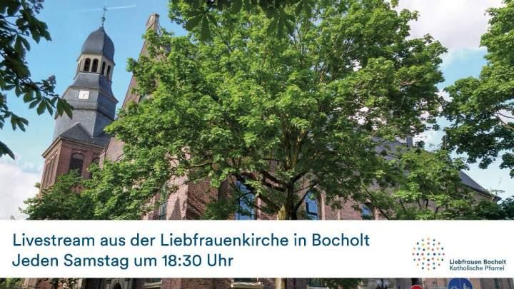 Gottesdienst aus der Liebfrauenkirche als Livestream
