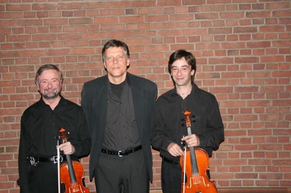 trio archipercussione