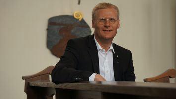 Leitender Pfarrer Rafael van Straelen